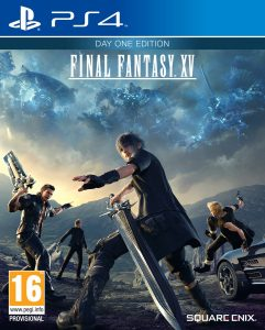 Final Fantasy XV [PKG] [PS4] [EUR] [MF-MG-GD]