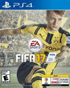 FIFA 17 [PKG] [LATINO] [PS4] [EUR] [MF-MG-GD]