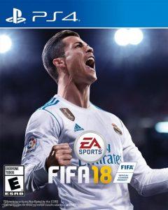 FIFA 18 [PKG] [v1.10] [LATINO] [PS4] [USA] [MF-MG-GD]