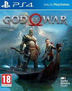 God of War 4 (2018) [PKG] [LATINO] [PS4] [USA] [MF-MG-GD]