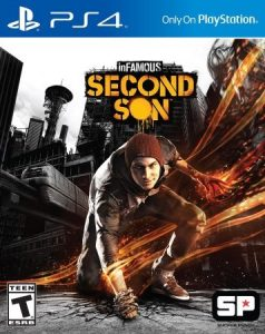 inFamous: Second Son [PKG] [PS4] [EUR] [MF-MG-GD]