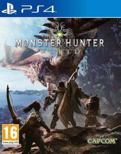 Monster Hunter: World [PKG] [PS4] [USA] [MF-MG-GD]
