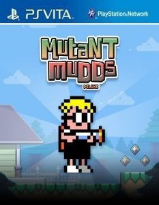 Mutant Mudds Deluxe (NoNpDrm) [PSVita] [USA] [MF-MG-GD]