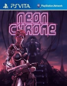 Neon Chrome (Mai/3.60) [Vita] [EUR] [MF-MG-GD]