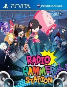 Radio Hammer Station (NoNpDrm) (ENGLISH) [PSVita] [ASIA] [MF-MG-GD]