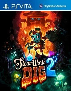 SteamWorld Dig 2 (Mai/3.60) (UPDATE) [PSVita] [EUR] [MF-MG-GD]