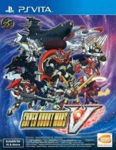 Super Robot Wars V (Mai/3.60) (UPDATE) (English Subs) [Vita] [ASIA] [MF-MG-GD]