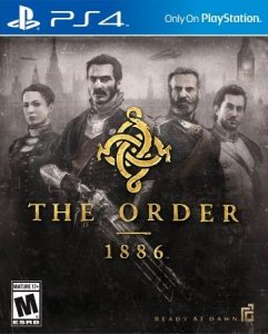 The Order: 1886 Limited Edition [PKG] [v1.02] [PS4] [EUR] [MF-MG-GD]