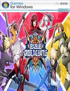 BlazBlue: Cross Tag Battle – Digital Deluxe Edition [v1.01][6 DLCs][Bonus]