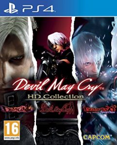Devil May Cry HD Collection [PKG v1.01] [PS4] [EUR] [MF-MG-GD]