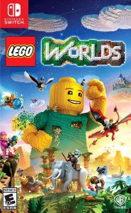 LEGO Worlds (XCI) [Switch] [MF-MG-GD]