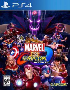 Marvel vs. Capcom: Infinite [PKG v1.06] [PS4] [EUR] [MF-MG-GD]