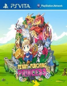 Penny-Punching Princess (NoNpDrm) [F3.67] [PSVita] [USA] [MF-MG-GD]
