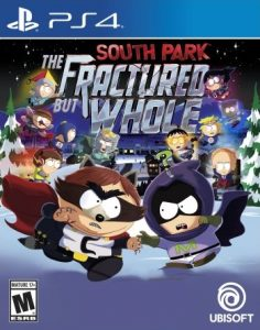 South Park: The Fractured But Whole [PKG] [v1.06] [PS4] [USA] [MF-MG-GD]