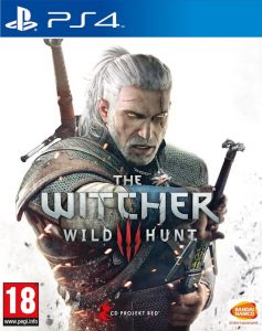 The Witcher 3: Wild Hunt [PKG] [PS4] [USA] [MF-MG-GD]