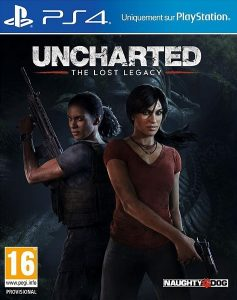 Uncharted: The Lost Legacy [PKG] [v1.08] [PS4] [USA] [MF-MG-GD]