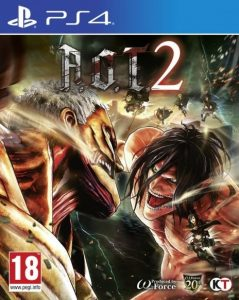 Attack on Titan 2 [PKG] [PS4] [EUR] [MF-MG-GD]