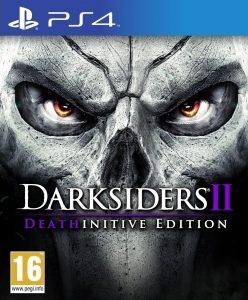 Darksiders II: Deathinitive Edition [PKG] [PS4] [USA] [MF-MG-GD]