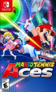 Mario Tennis Aces (NSP) [UPDATE] [Switch] [MF-MG-GD]