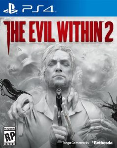 The Evil Within 2 [PKG] [v1.04+ALL DLC] [PS4] [USA] [MF-MG-GD]