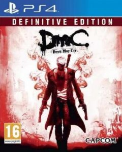 DmC: Devil May Cry Definitive Edition [PKG] [PS4] [USA] [MF-MG-GD]