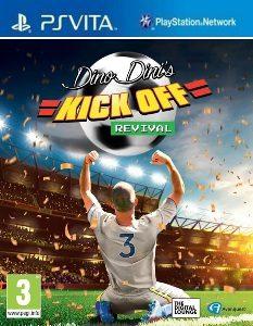 Dino Dini's Kick Off Revival (NoNpDrm) [PSVita] [EUR] [MF-MG-GD]