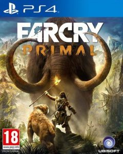 Far Cry Primal [PKG] [v1.03+ALL DLC] [PS4] [EUR] [MF-MG-GD]