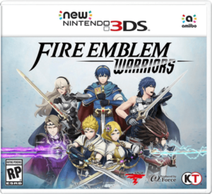 Fire Emblem Warriors (CIA) (UPDATE) [NEW3DS] [USA] [MF-MG-GD]