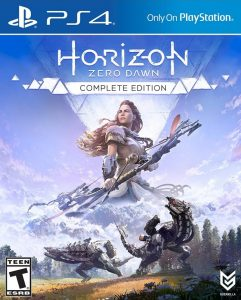 Horizon Zero Dawn: Complete Edition (LATINO) [PKG] [PS4] [USA] [MF-MG-GD]