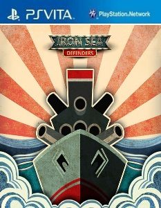 Iron Sea Defenders (NoNpDrm) [PSVita] [USA] [MF-MG-GD]