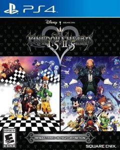 Kingdom Hearts HD 1.5 + 2.5 [PKG] [PS4] [EUR] [MF-MG-GD]