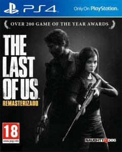 The Last of Us Remastered [PKG] [v1.08] [Latino] [PS4] [USA] [MF-MG-GD]