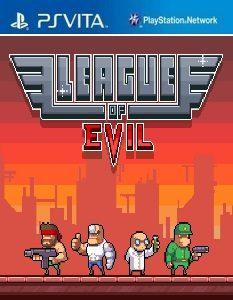 League of Evil (NoNpDrm) [F3.67] [PSVita] [USA] [MF-MG-GD]