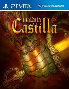 Maldita Castilla EX: Cursed Castilla (Mai/3.60) [PSVita] [USA] [MF-MG-GD]