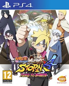Naruto Shippuden: Ultimate Ninja Storm 4 – Road to Boruto [PKG] [ALL DLC] [PS4] [EUR] [MF-MG-GD]