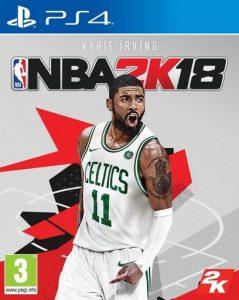 NBA 2K18 [PKG] [PS4] [USA] [MF-MG-GD]