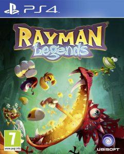 Rayman Legends [PKG] [PS4] [USA] [MF-MG-GD]