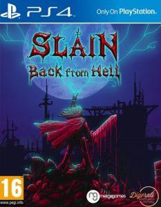 Slain: Back from Hell [PKG v1.01] [PS4] [EUR] [MF-MG-GD]