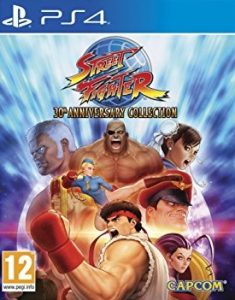 Street Fighter: 30th Anniversary Collection [PKG v1.02] [PS4] [USA] [MF-MG-GD]
