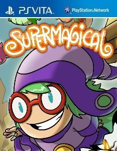 Supermagical (NoNpDrm) [PSVita] [USA] [MF-MG-GD]