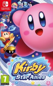 Kirby: Star Allies NSP UPDATE SWITCH