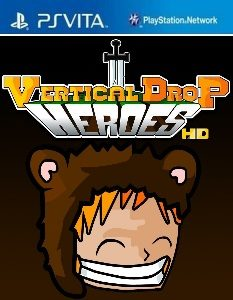 Vertical Drop Heroes HD (NoNpDrm) [PSVita] [USA] [MF-MG-GD]