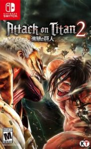 Attack on Titan 2 (XCI) [UPDATE] [Switch] [MF-MG-GD]