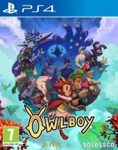 Owlboy [PKG v1.03] [PS4] [EUR] [MF-MG-GD]