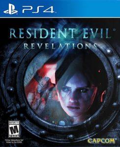 Resident Evil: Revelations [PKG v1.01] [PS4] [USA] [MF-MG-GD]
