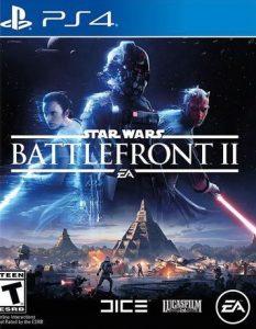 Star Wars Battlefront 2 [PKG] [v1.07] [PS4] [EUR] [MF-MG-GD]