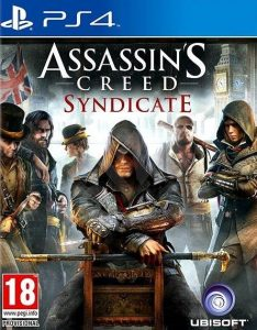 Assassin's Creed Syndicate [PKG] [v1.52+ALL DLC] [PS4] [EUR] [MF-MG-GD]