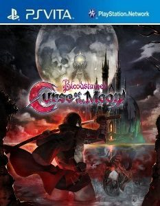 Bloodstained: Curse of the Moon (Mai/3.60) [UPDATE] [PSVita] [USA] [MF-MG-GD]