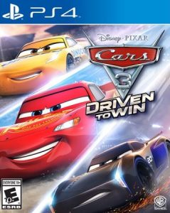 Cars 3: Driven to Win [PKG] [PS4] [EUR] [MF-MG-GD]