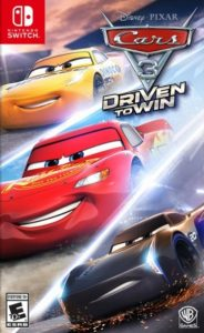 Cars 3: Driven to Win (XCI) [Switch] [MF-MG-GD]